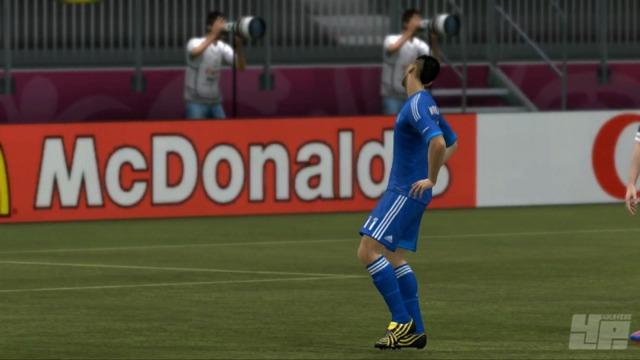 Euro 2012: Testspiel GER - GRE