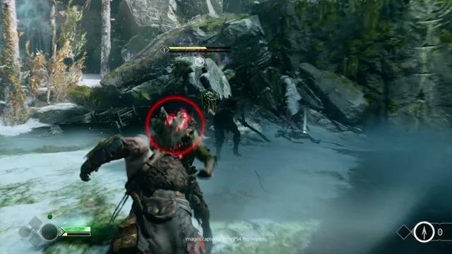 Kämpfe wie Kratos