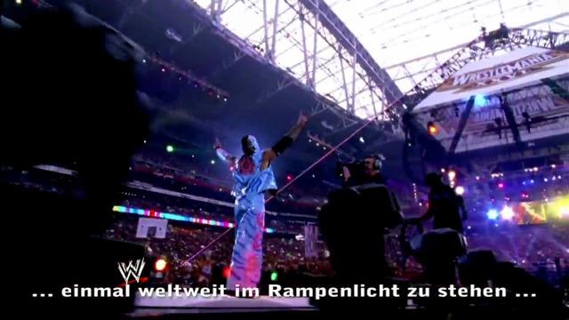 Road to WrestleMania-Trailer