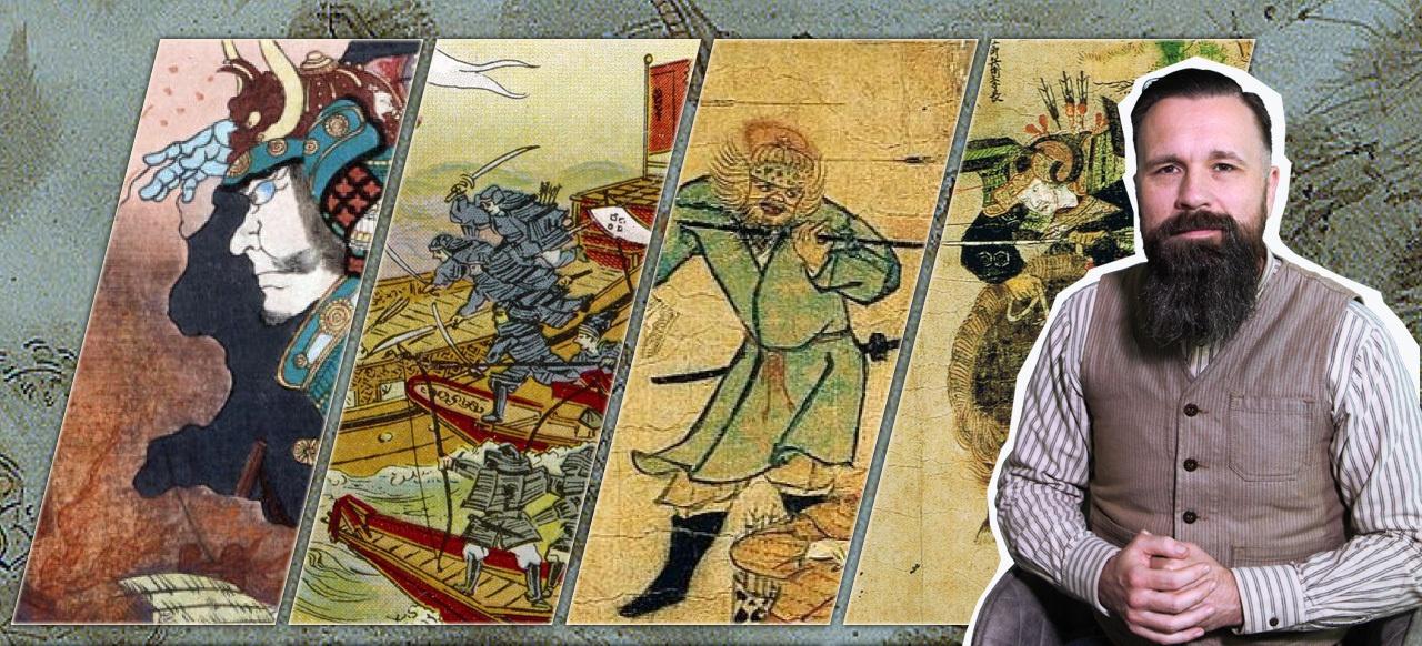 Die Mongolen in Japan: Ein Kapitel aus der Geschichte der Samurai