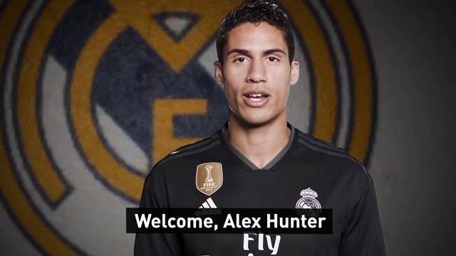 The Journey   Alex Hunter Real Madrid Transfer