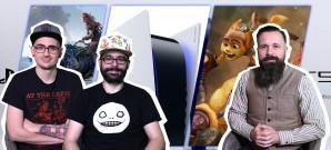 Vorfreude oder Ernüchterung? Eike, Matthias & Jörg diskutieren die PlayStation 5