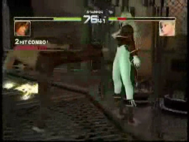 Dead or Alive Ultimate in Aktion