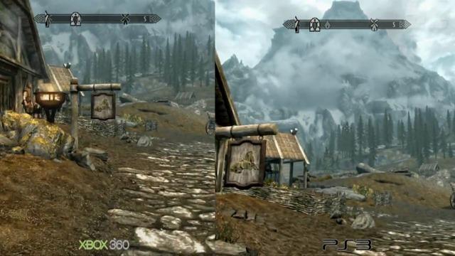 PS3/Xbox 360-Grafikvergleich