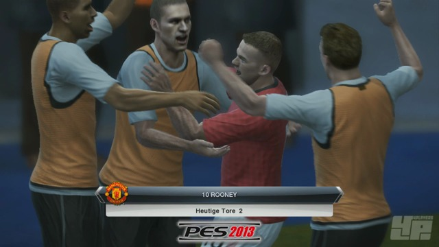 FIFA13/PES13 - Spielergesichter