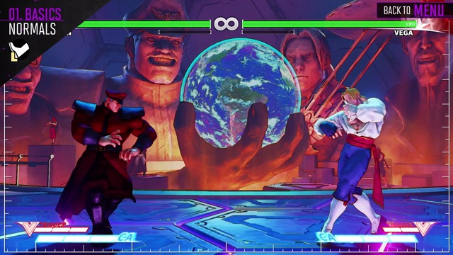 Character Guide: M. Bison