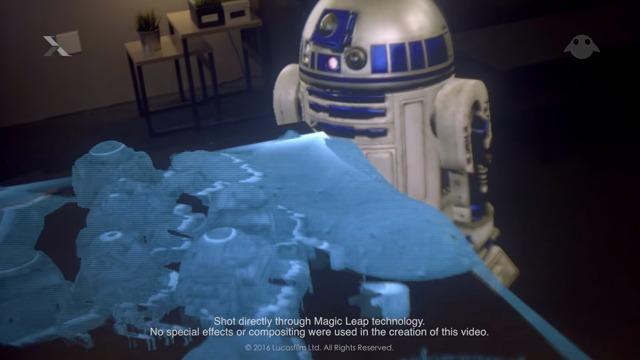 Magic-Leap-Kooperation mit Lucasfilm