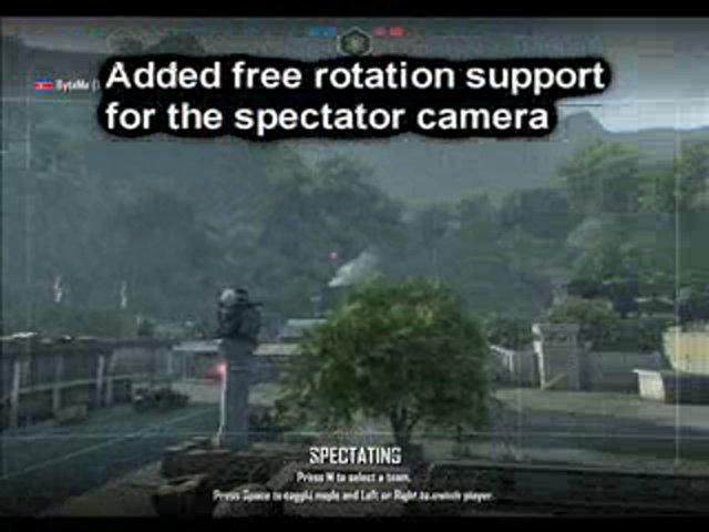 Patch 2 - Spectator-Modus