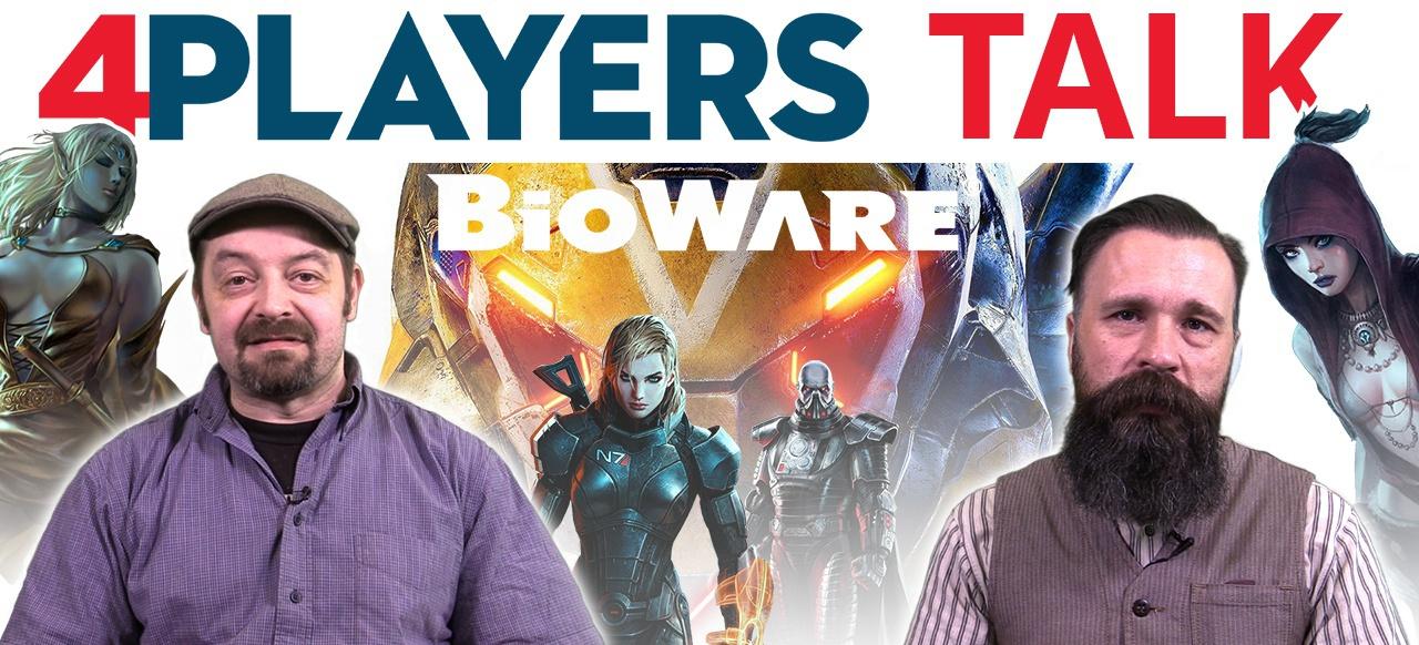 Von Baldur\'s Gate bis Anthem: Was ist aus BioWare geworden?