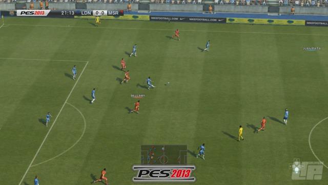 FIFA13/PES13 - Spielaufbau
