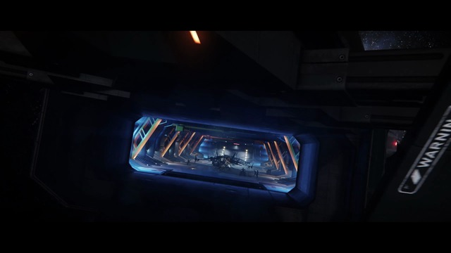 Squadron 42: Meet the Old Man Teaser