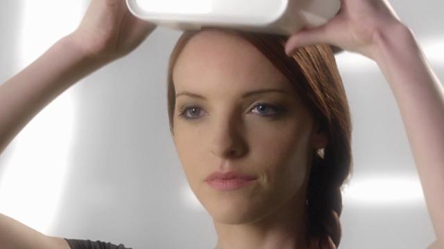 FOVE VR-Headset