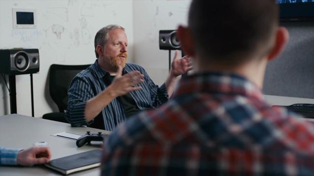 Recreating the Cinematics of Gears of War