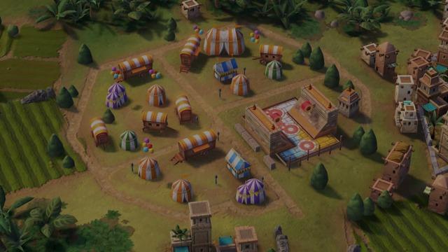 First Look: Azteken