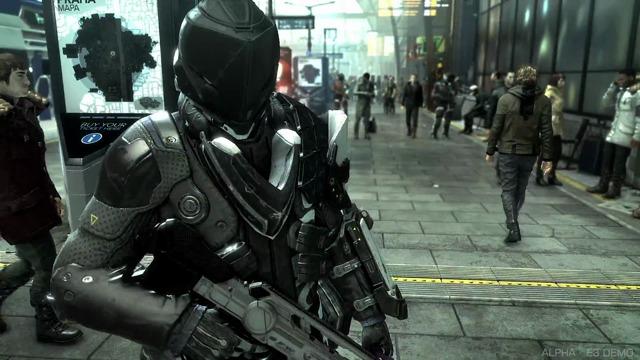 E3-Spielszenen 2015