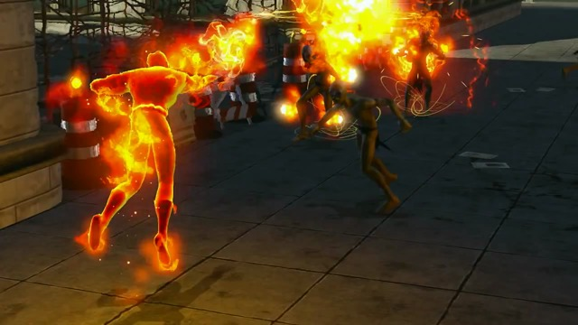 Designing The Human Torch