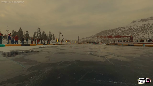 First Look | Ice Racing