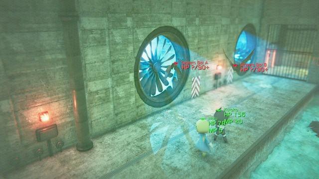 Dungeon-Gameplay