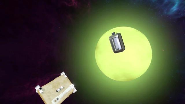Deep Space Naan