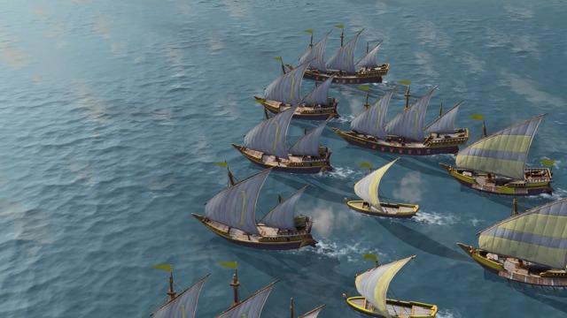 Trailer: Naval Warfare