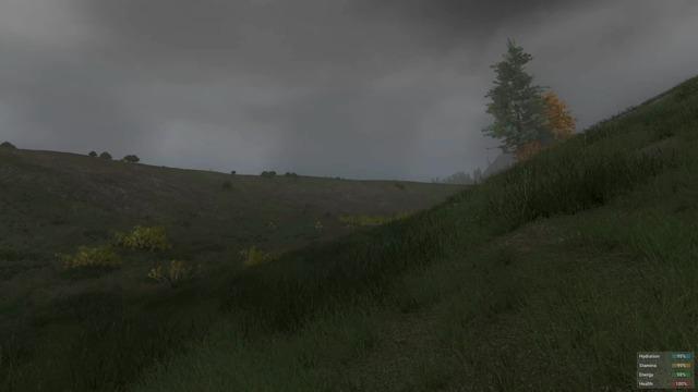 Spielszenen aus der Early-Access-Version