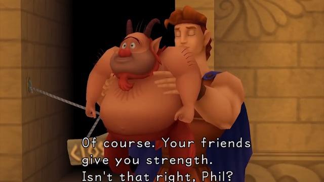 Disney-Welten in Kingdom Hearts