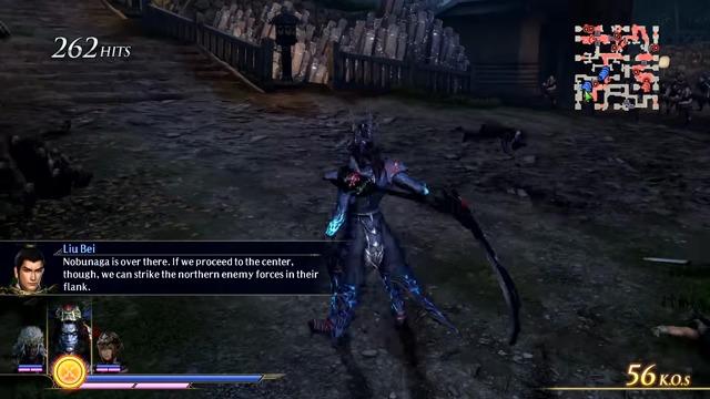 Orochi Character