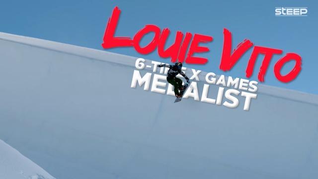 Fahre wie Louie Vito