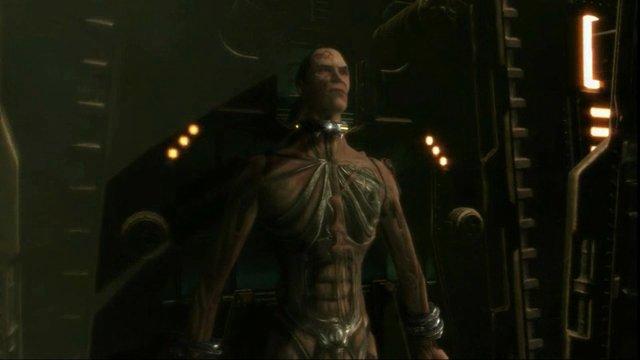 Zwischensequenz Loki