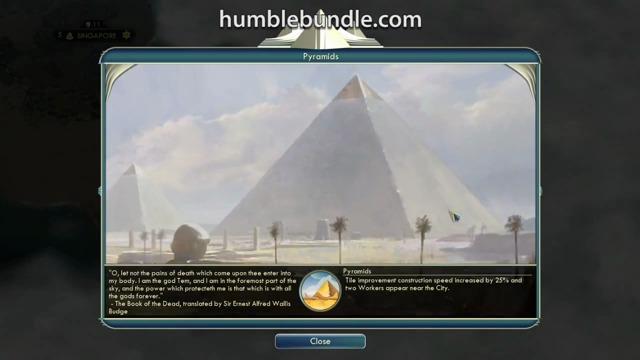 The Humble Sid Meier Bundle