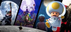 Der Mond als Spielwelt