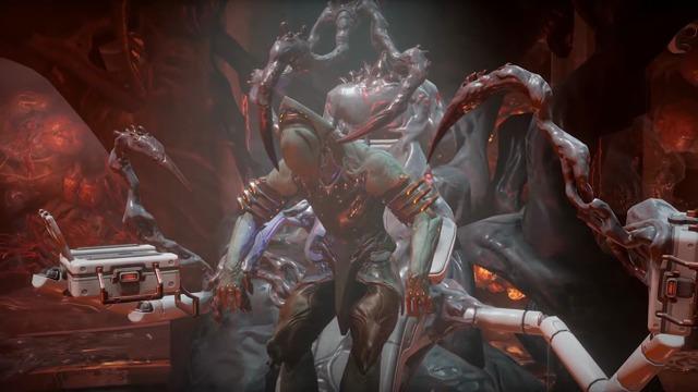 TennoCon 2020: Helminth Chrysalis System