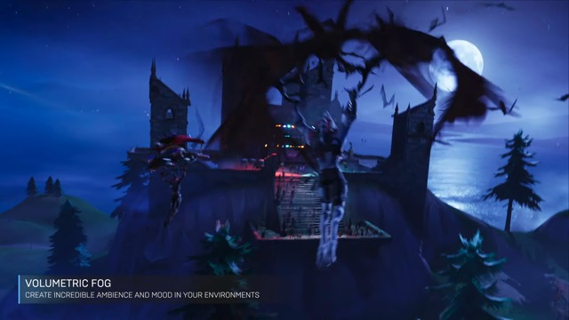 GDC 2019 Features Reel | Unreal Engine