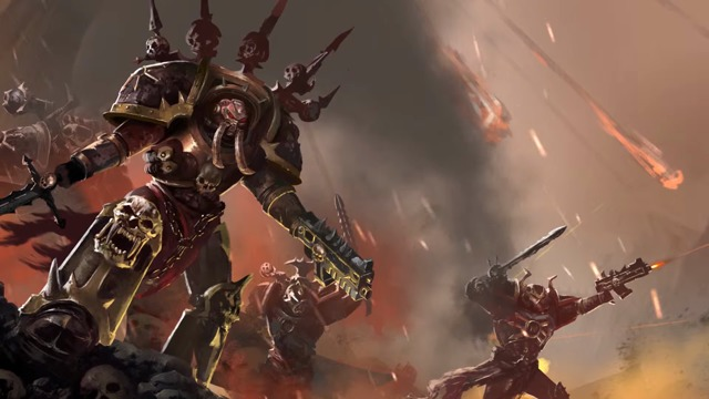 Chaos Space Marines Story Trailer
