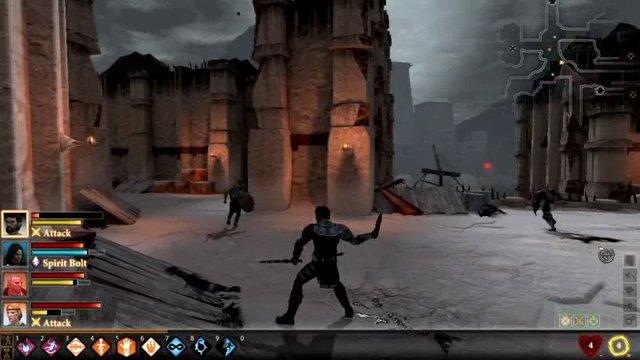 Kampfsystem-Walkthrough