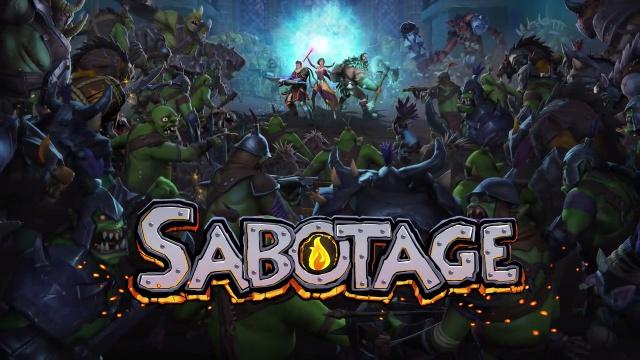 Sabotage (Versus Mode)