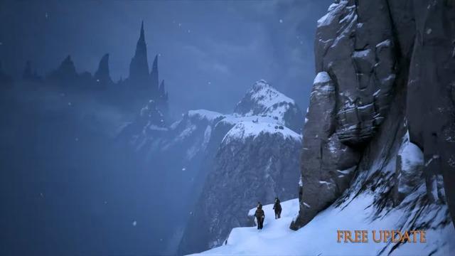 Mounts and Riders of Hyboria Trailer
