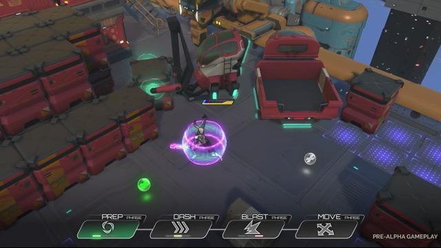 Kampfsystem und Simultanspielzüge