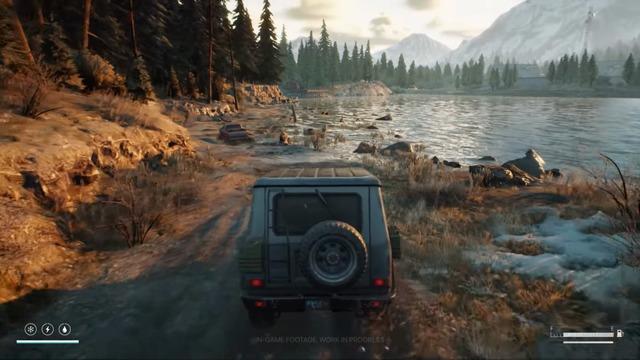 Countryside - Spielszenen-Trailer