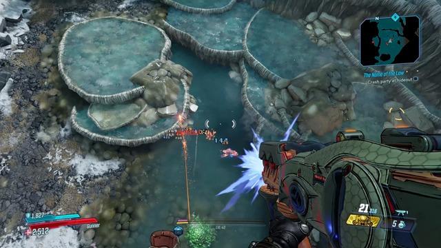 Bounty of Blood - Spielszenen (DLC #3)