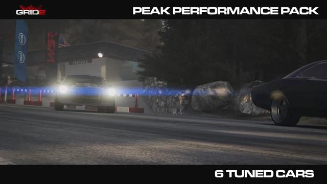 Peak Performance Pack (DLC)