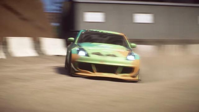 Enter the Speedcross