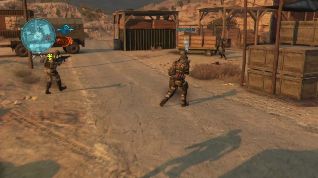 Metal Gear Online: Eyes of the Fox-Video