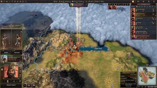 Barbarian Horde Scenario Updated