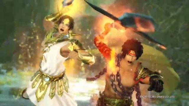 Hades, Achilles und Ryu Hayabusa Reveal