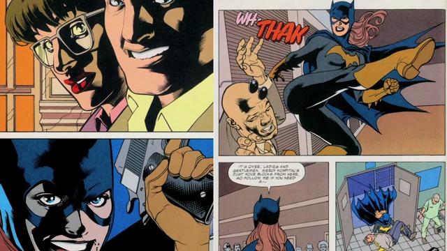 History of Batgirl-Trailer