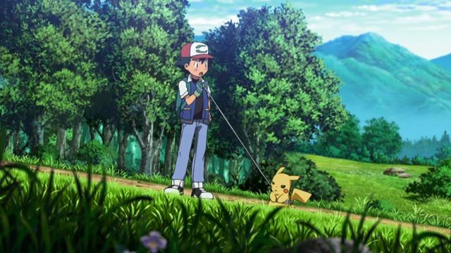 Pokémon Der Film: Du bist dran!