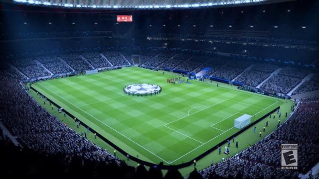 Champions League, Europa League, Super Cup