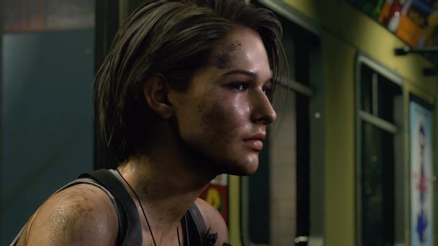Jill Valentine Trailer