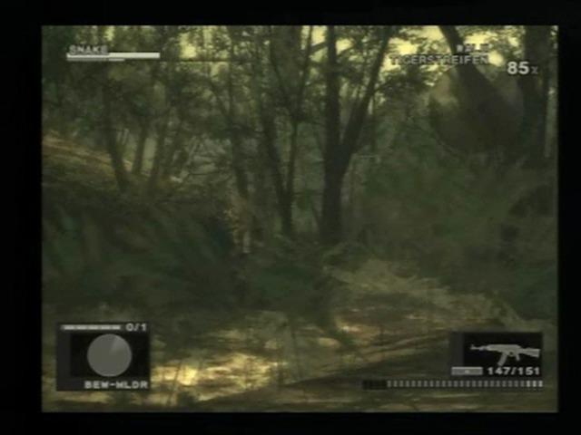 Gameplay, Teil 1